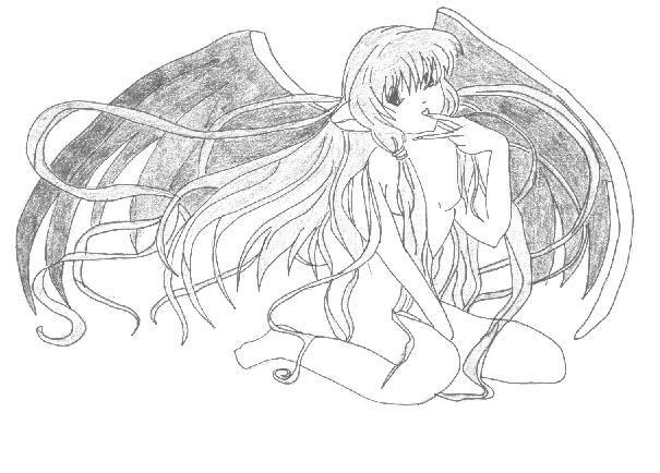 Bien connu dessins de mangas essentiellement du noir & blanc ! N'hésitez pas  SI66